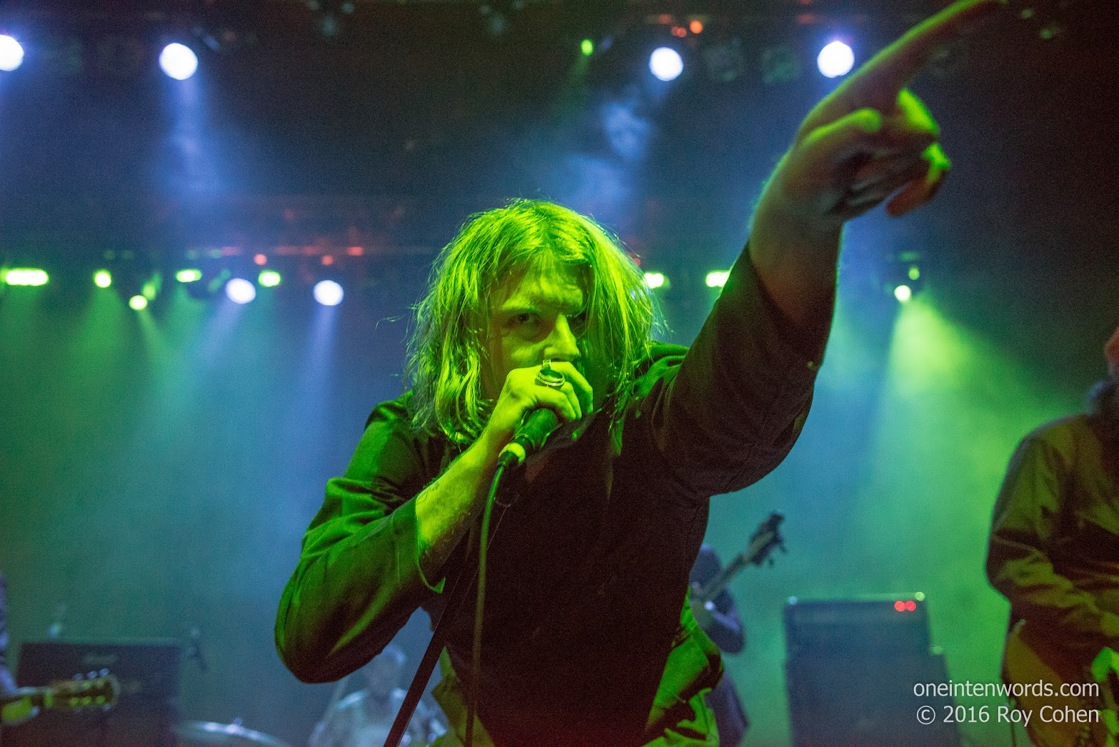 one in ten words: Ty Segall and The Muggers at The Danforth Music