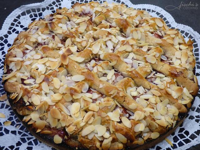 fischiscooking, linzer torte