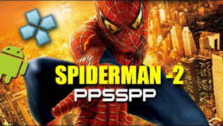 Game Spiderman 2 for ppsspp Screenshot