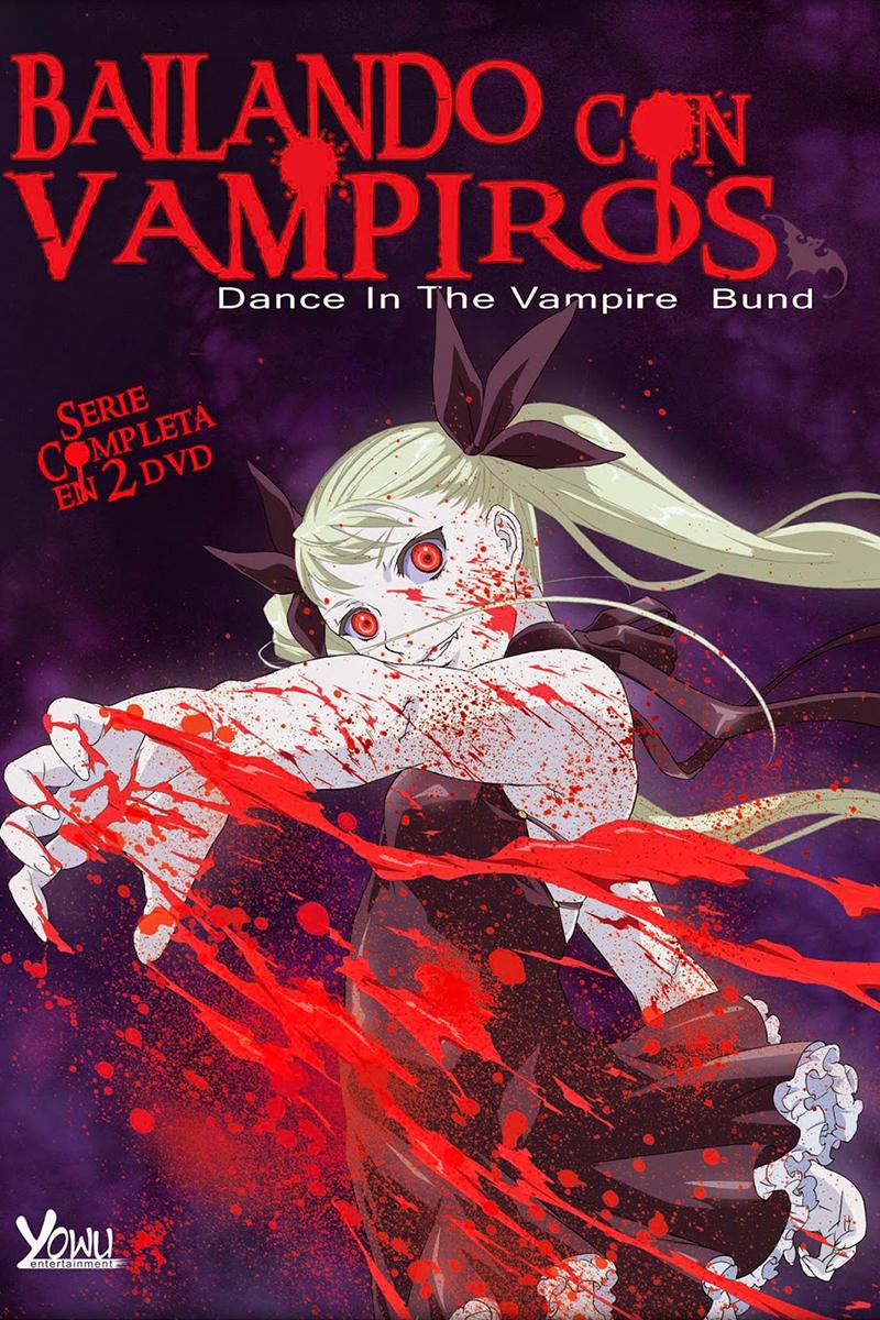 Bailando Con Vampiros |12/12| |Dual Audio| |HD Ligero| |Mega|