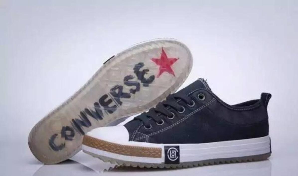 Gratis Kumpulan Sepatu Converse Terlengkap Harga Paling Murah Hitam Black Putih