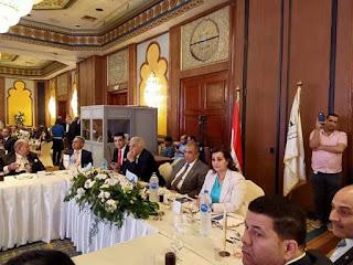 ابوستيت :لدينا فرص واعدة في زيادة الصادرات المصرية من خلال التصنيع الزراعي الذي يحقق قيمة مضافة للناتج القومي ويسهم في حل مشكلة البطالة