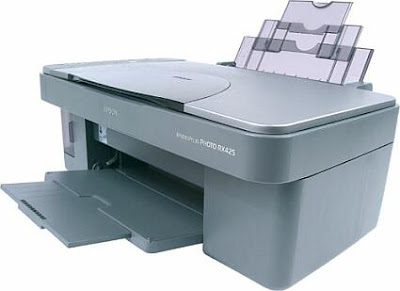 Epson Stylus Photo RX425 Printer Driver Download