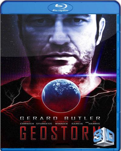 Geostorm [2017] [BD50] [Latino – Castellano] [3D]