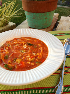 Vegetarian Mexican Pasole Soup Recipe