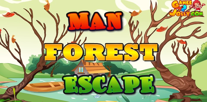 Man Forest Escape Walkthr…
