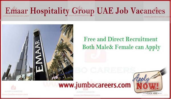 Current jobs and careers in UAE, Recent job in Gulf countries,
