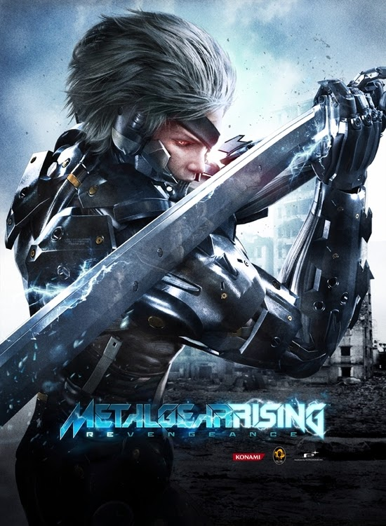 2014 Metal Gear Rising Revengeance Full Game Download And