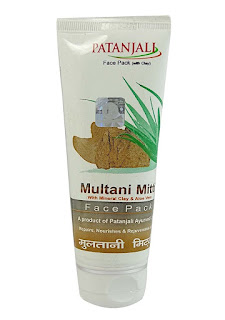 patanjali product for face and pimples
