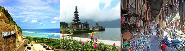TOUR PACKAGE CITY TOUR BALI 3 DAY