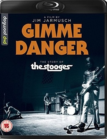 Gimme Danger 2016 English Bluray Movie Download