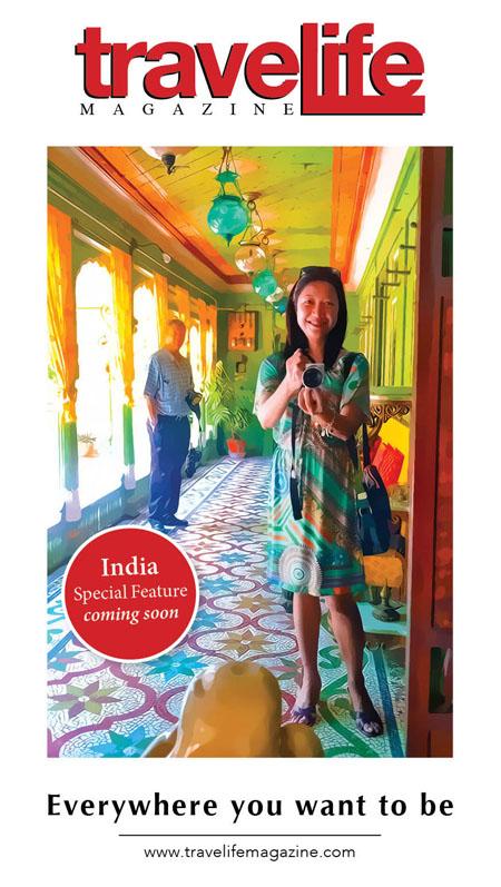 One night in Mumbai, at the ITC Maratha Mumbai Hotel