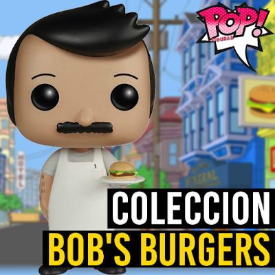 Lista de figuras funko pop de Funko POP Bobs Burgers