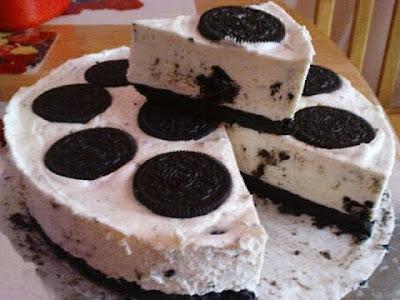 Resepi Cheese Kek Oreo Yang Enak