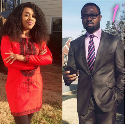 Stella Damasus and Daniel Ademinokan declare their love for each other (See Here)