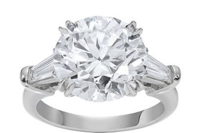 Diamond Shapes Kiss The Ring New York