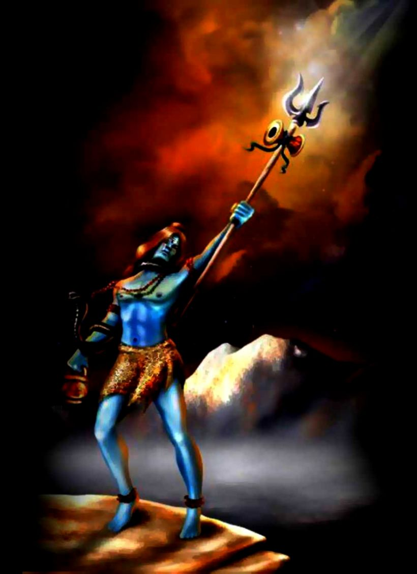 Lord shiva animated images free download