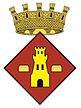 Torre de Arcas, Torredarques, escudo, escut