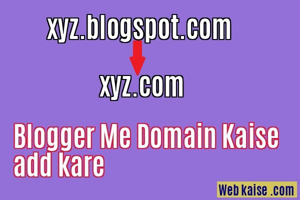 Custom Domain Kaise Add Kare.