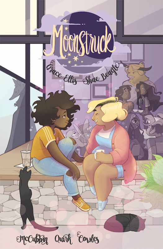 Moonstruck, Vol. 1 Coming This March