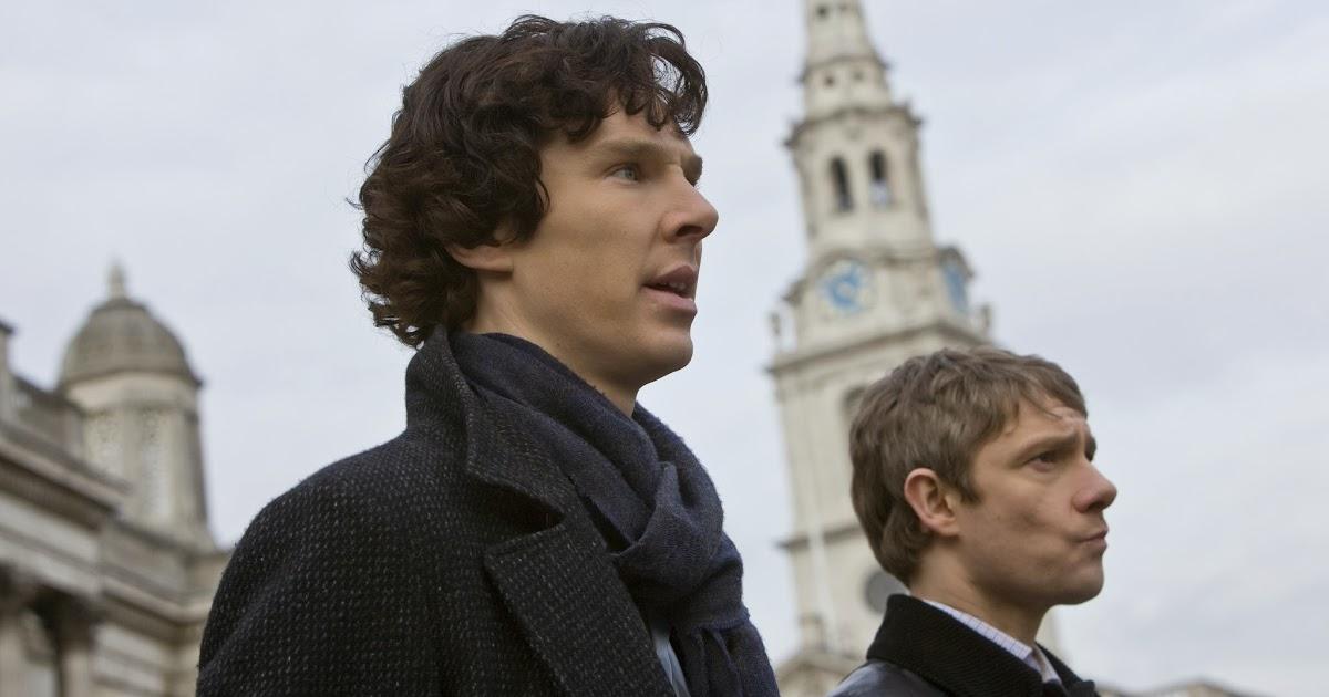 BBC Sherlock Season 1 Episode # 2 \