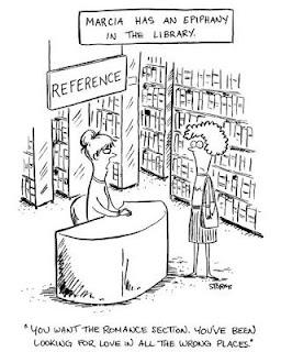 Mystery Fanfare: Cartoon of the Day: Epiphany