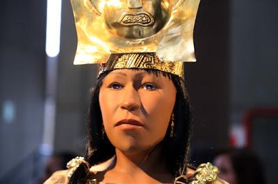 Señora de Cao, Ruta Moche, Trujillo