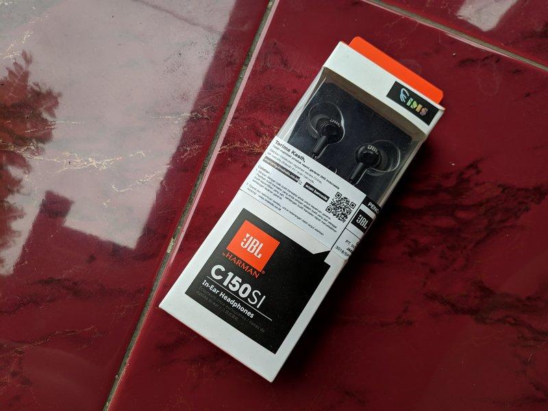 JBL C150SI Review: Headset Murah dengan Bass Mantap!