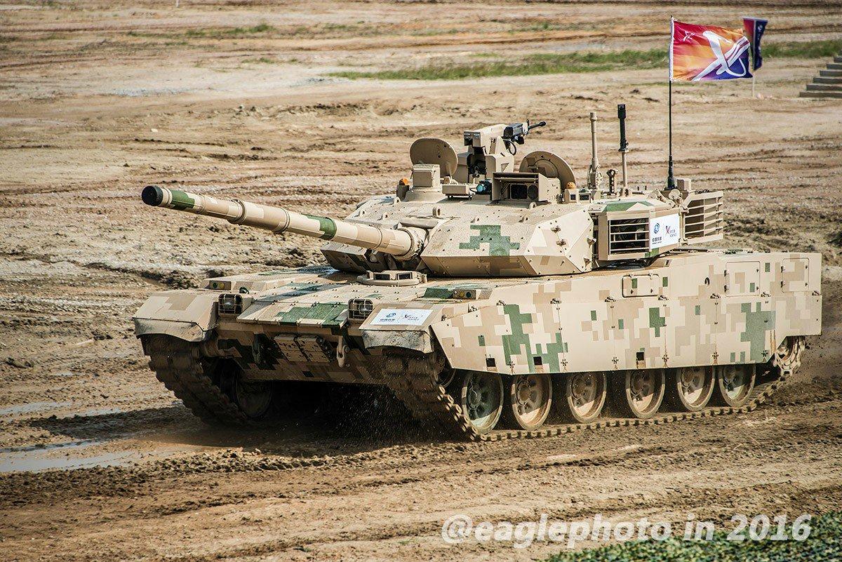 Китайский танк VT-4