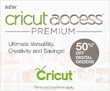 Cricut Premium Access Subscription Information
