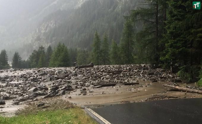 Unwetter Tirol Gestern