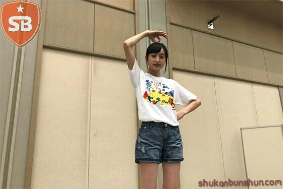 Kawahara Misaki AKB48 Team 8