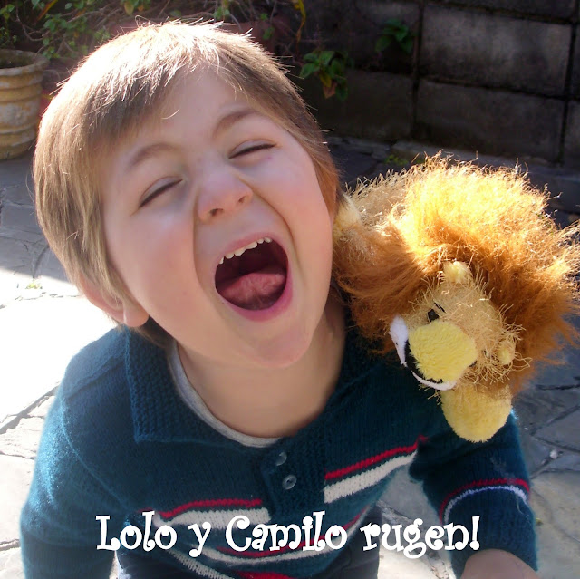 Camilo de 4 años