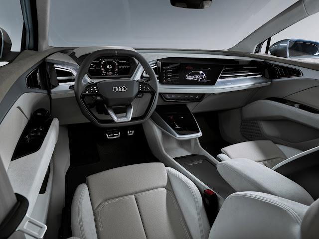 2020 Audi Q4 E-Tron - SUV