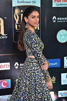 Aditi Rao Hydari in a Beautiful Emroidery Work Top and Skirt at IIFA Utsavam Awards 2017  Day 2 at  15.JPG