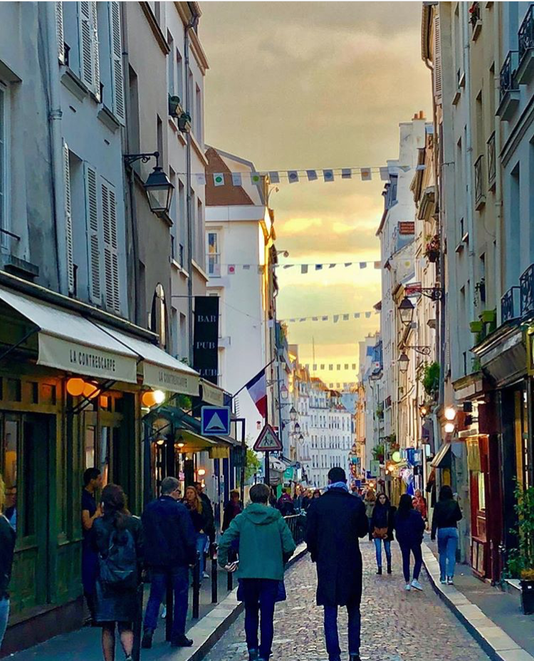 Paris Guide Nightlife