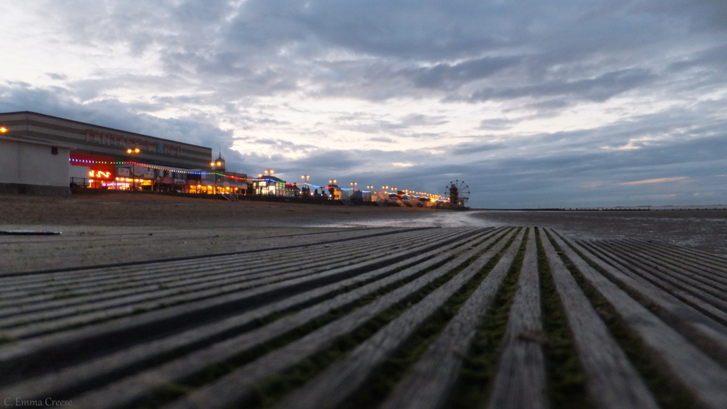Cleethorpes sea front, Grimsby - Adventures of a London Kiwi