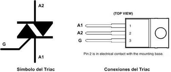 Circuito Com Scr Tic 106 : Bricotronika atenuador de luminosidad con triac