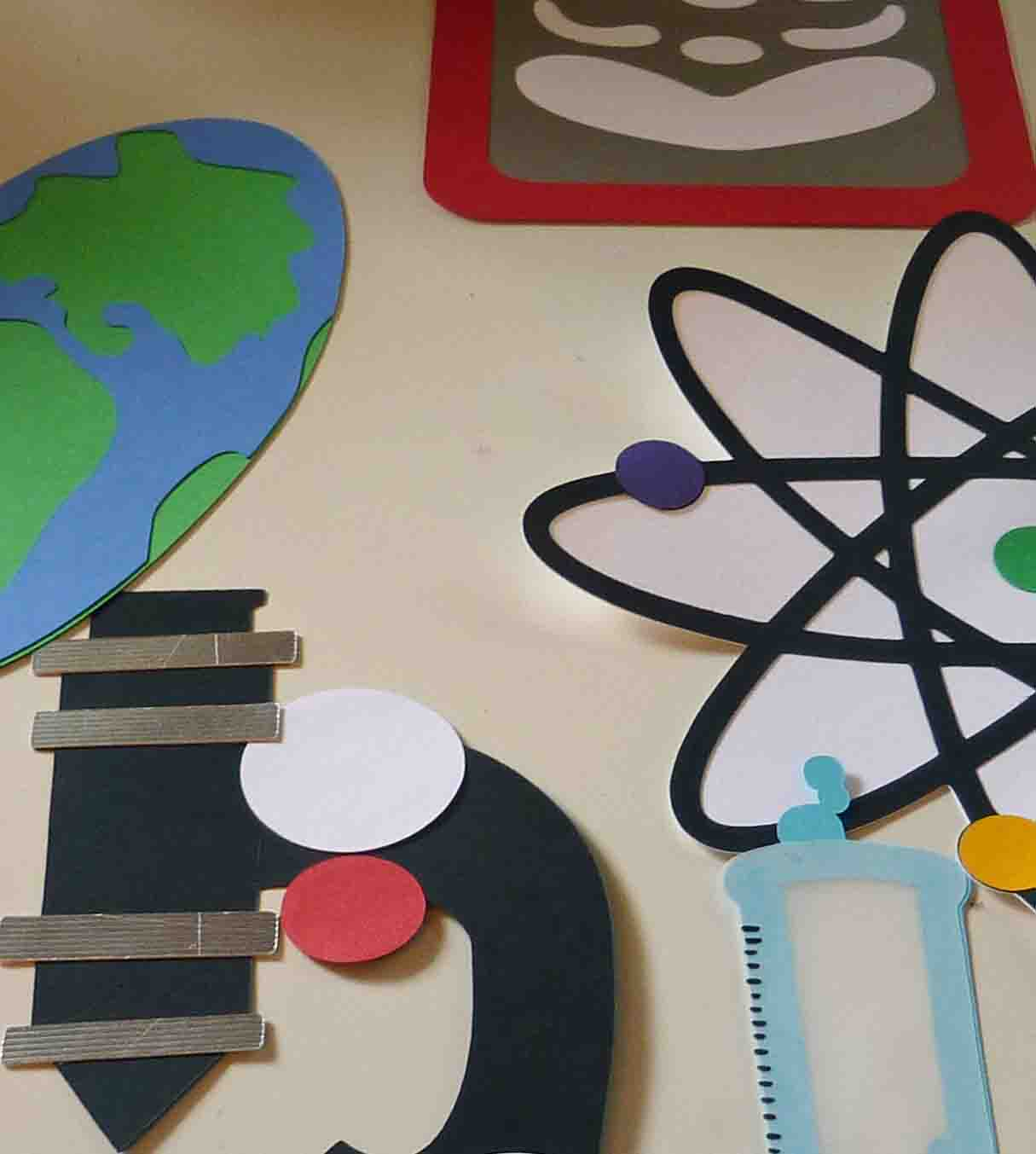Science Classroom Design Ideas: Cool Beans By L.B.: Science Wall