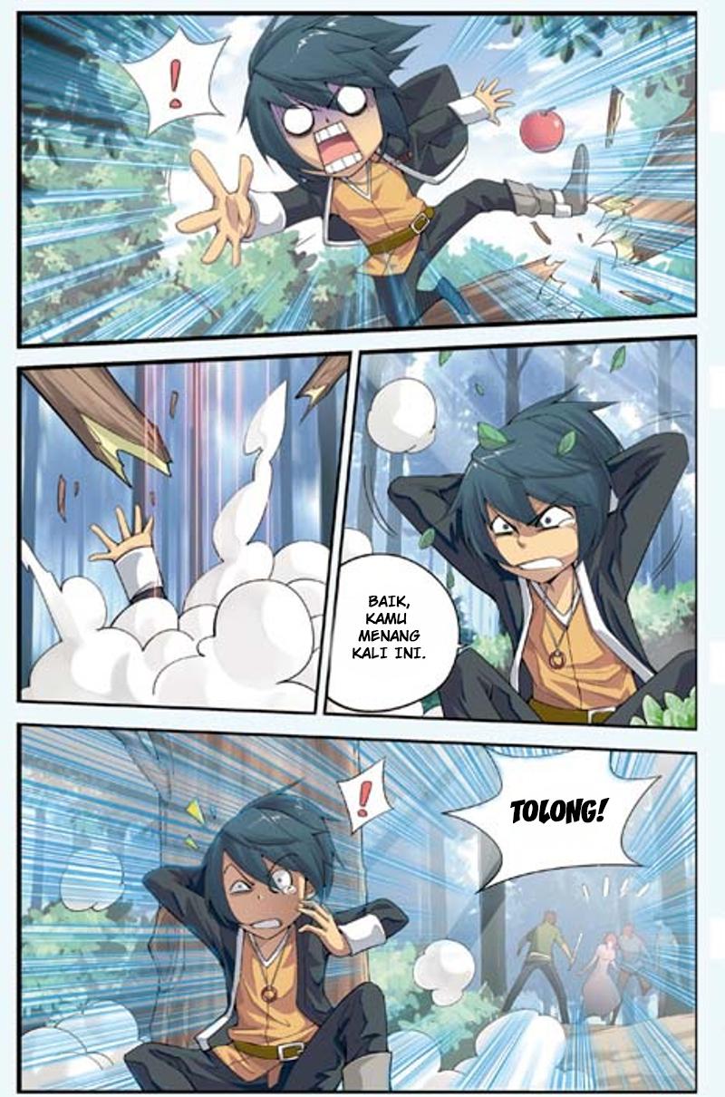 Battle Through Heaven Chapter 01-5