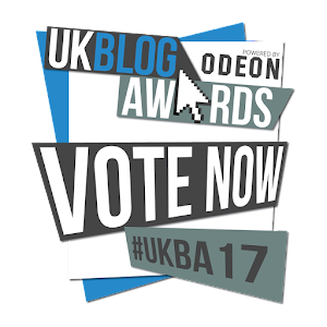 Vote for me in the UK Blog Awards 2017