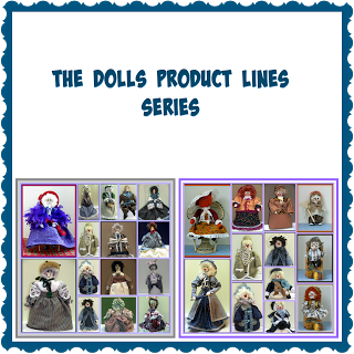 "It's Raining Baby Showers ""The Dolls Product Lines"" Baby Products"
