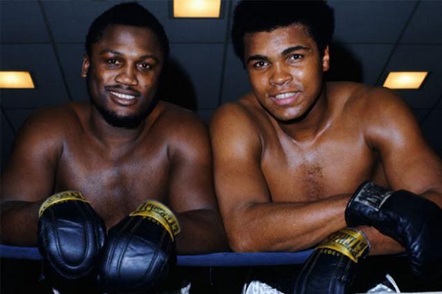 Joe Frazier y Muhammad Ali, grandes rivalidades deportivas de la historia