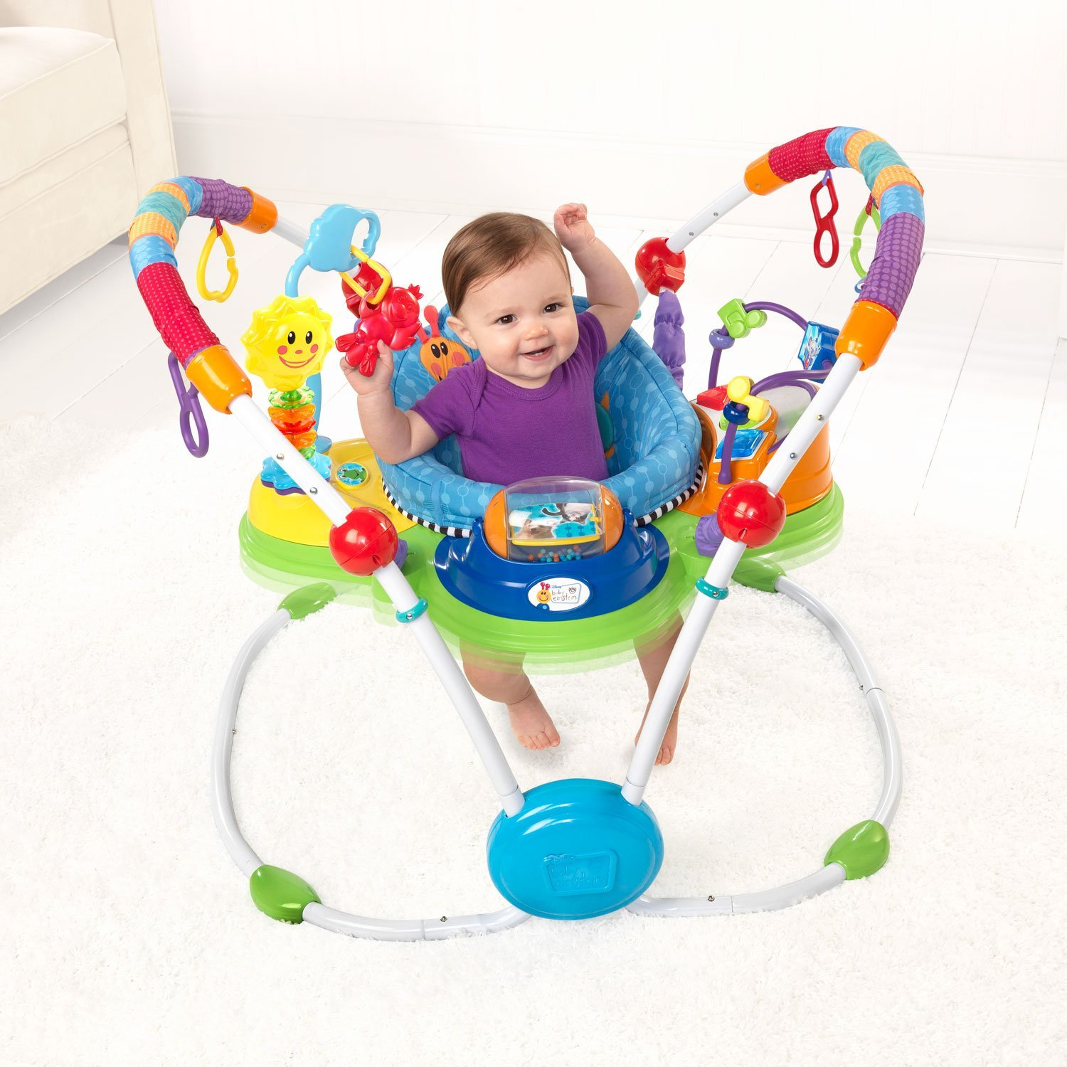 Bam S Sewa Mainan Baby Einstein Musical Activity Jumper
