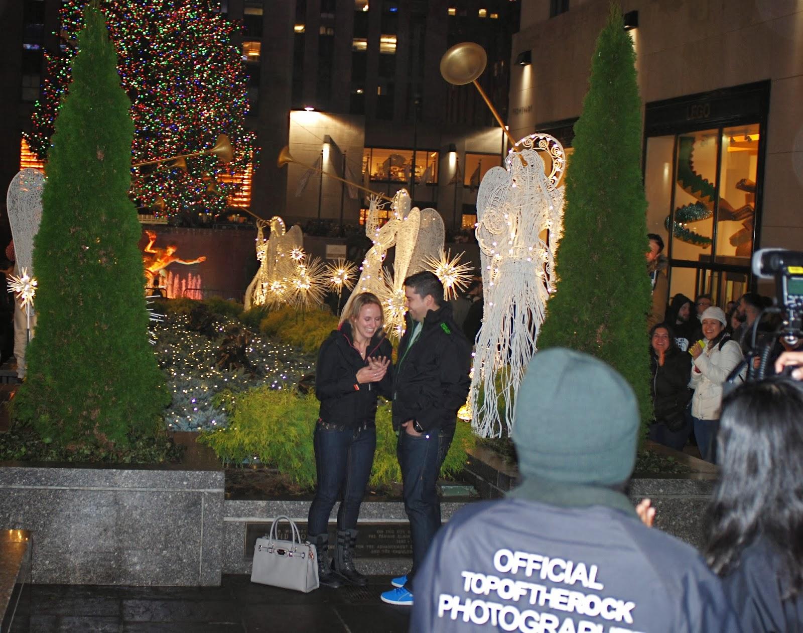 NYC ♥ NYC: Rockefeller Center Christmas Tree