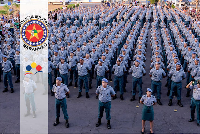 Sai o resultado dos aprovados no concurso da Policia Militar do Maranhão; confira aqui