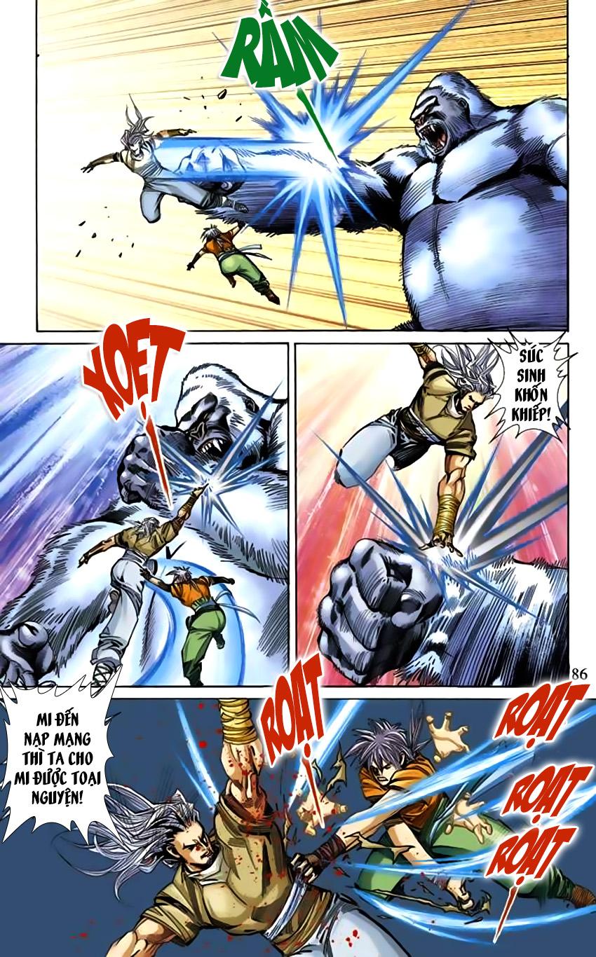 Bạch Phát Quỷ chap 7 - Trang 21