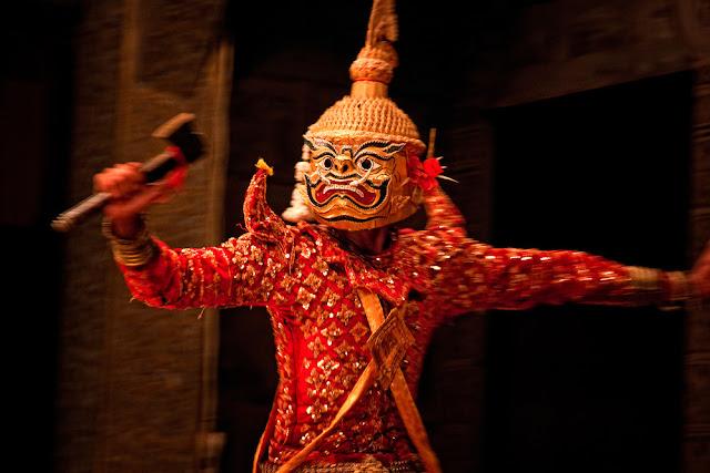 Lakhaon Kaol (danse masquée)