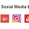 Cara Mudah Membuat Tombol Link Media Sosial di Blog