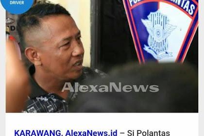 Si Polantas Gadungan Yang Beroperasi di Jalan Baru Sudah Tertangkap, Ini Orangnya...